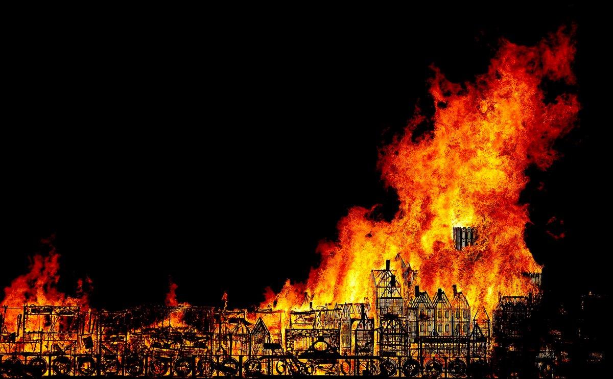 Gr8 Fire of LDN